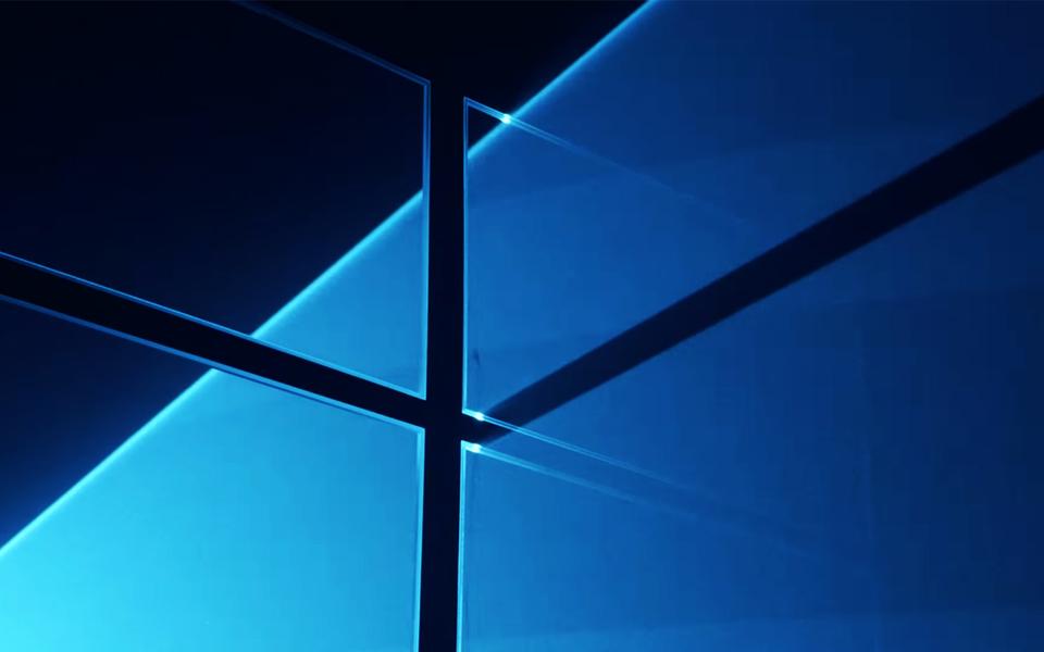 微软windows 10 hero待机壁纸