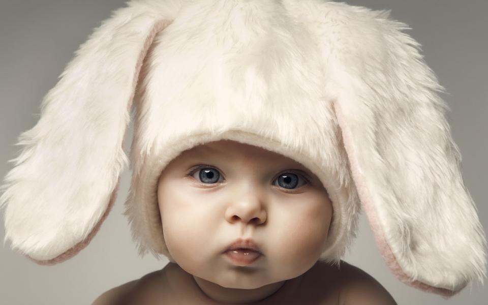 可爱宝宝壁纸