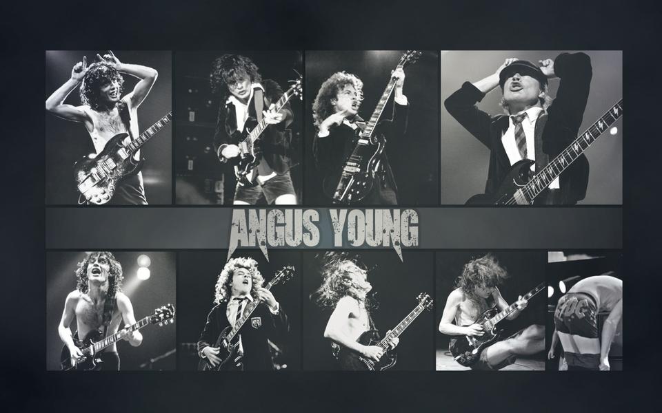 摇滚乐队ac/dc 高清壁纸图片