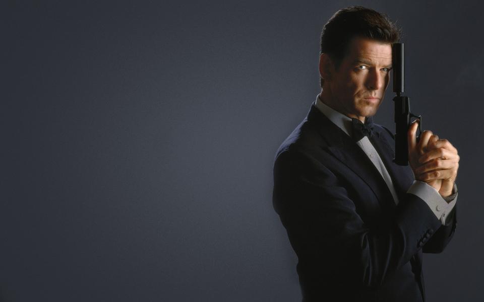 电脑壁纸 007壁纸 历代詹姆斯邦德角色桌面壁纸 下载