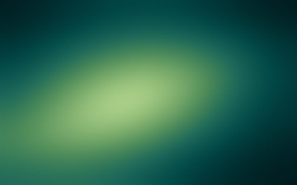 绿色渐变抽象简约宽屏桌面壁纸