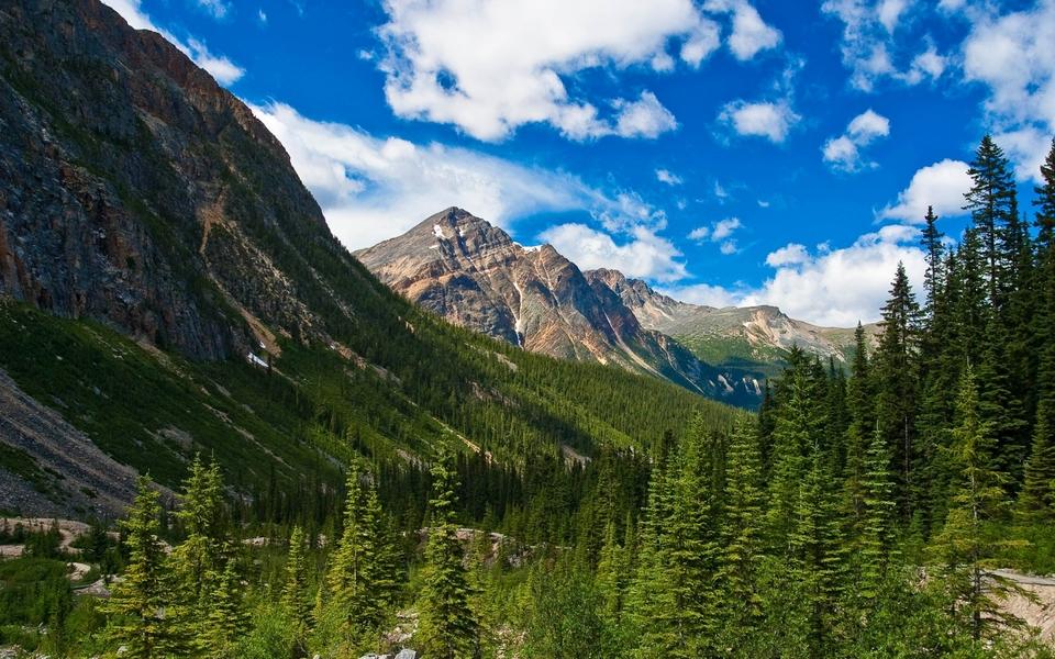 加拿大自然风景壁纸