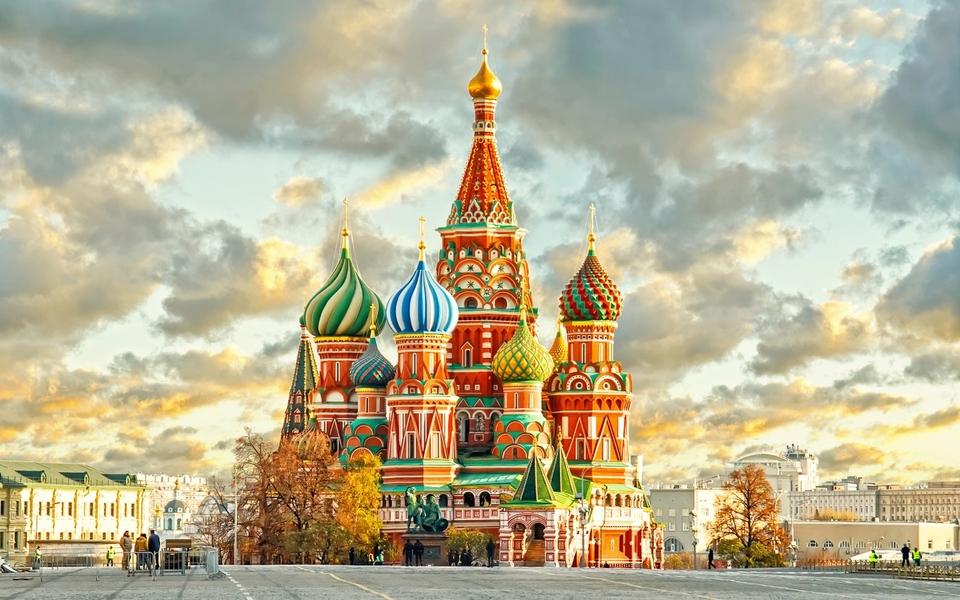 莫斯科(moscow)高清壁纸