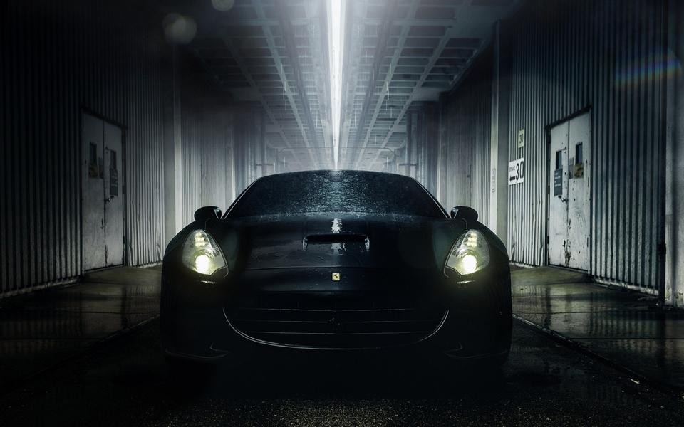 黑色主题汽车壁纸 第5页-zol桌面壁纸