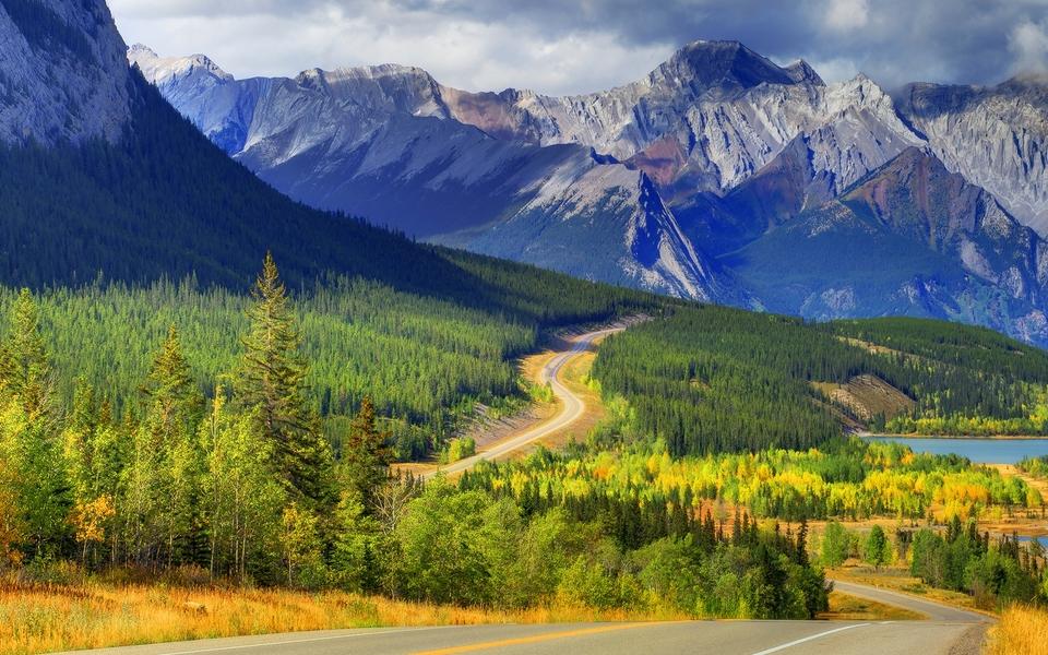 笔记本壁纸 自然风景壁纸 唯美山峰高清景色壁纸下载   (5/11) 小箭头