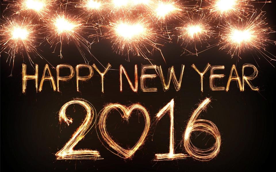 笔记本壁纸 新年壁纸 2016新年高清桌面壁纸下载
