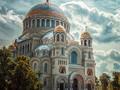 欧洲大教堂方图壁纸