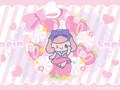 Lapin甜甜少女风系列桌面壁纸