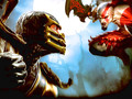《战神》奎托斯游戏壁纸