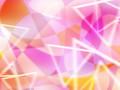 缤纷粉色系宽屏桌面壁纸