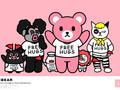 动漫壁纸,Luca熊 时尚桌面壁纸(1 /13) 3