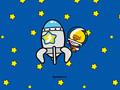 鸭嘴兽男孩之太空梦想桌面壁纸