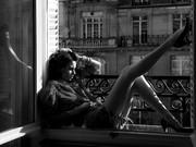 长腿美女高清壁纸