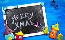 圣诞节可爱桌面壁纸下载