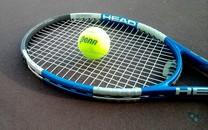 网球写真壁纸桌面