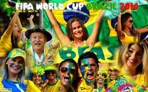 世界杯球迷电脑壁纸