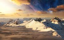 雪中美景唯美壁纸图集12P