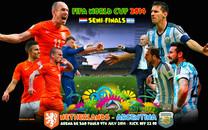 世界杯经典对决壁纸