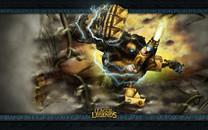 League of Legends插画壁纸