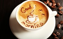 咖啡主题唯美壁纸图集