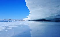 壮观寒冷冰雪地桌面壁纸