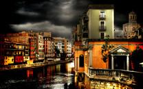 HDR西班牙城市映像壁纸