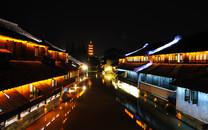 乌镇夜景高清桌面壁纸