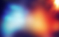 梦幻色彩朦胧桌面壁纸欣赏