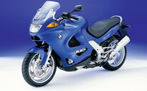 宝马摩托车高清桌面壁纸