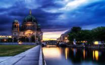 德国首都柏林风光风景宽屏壁纸