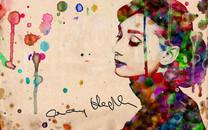 奥黛丽・赫本Audrey Hepburn美女桌面壁纸