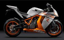 KTM RC8R摩托车桌面壁纸
