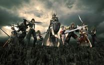 最终幻想系列高清桌面壁纸精选