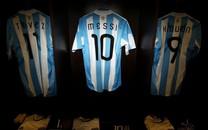 梅西高清足球电脑壁纸