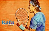 红土之王拉菲尔・纳达尔(Rafael Nadal)壁纸