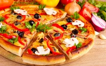 美味披萨PIAZZA高清壁纸