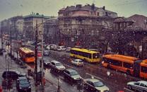 欧美城市街景壁纸