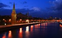 莫斯科城市风光桌面壁纸