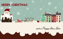 圣诞节高清可爱壁纸
