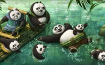 《功夫熊猫3》动漫高清壁纸