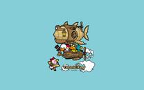 鸭嘴兽男孩-蒸汽朋克壁纸