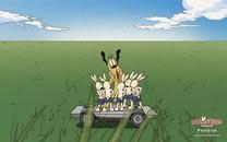 《功夫兔与菜包狗》第一集壁纸01