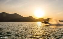 大美金海湖桌面壁纸