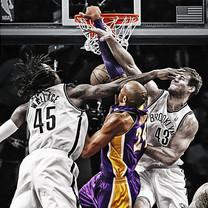 精选NBA篮球球星壁纸