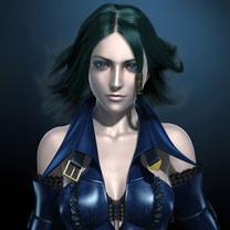 游戏中的美女形象iPad壁纸