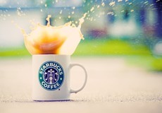 主题 星巴克 Starbucks 安卓手机高清壁纸