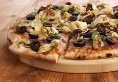 美味 披萨 PIAZZA 高清 安卓手机高清壁纸