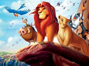 安卓狮子王 狮子 经典 动漫 Lion King The手机壁纸
