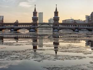 安卓德国 首都 柏林 风光 风景 宽屏手机壁纸