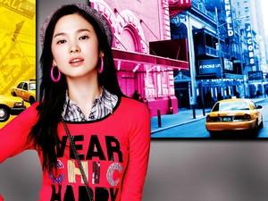 安卓宋慧乔 韩国 美女 明星手机壁纸